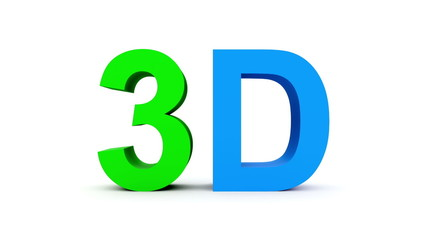 3D randomized - 4 animations pack with alpha matte, 30fps