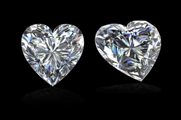 Heart Cut Diamond
