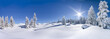 Winterpanorama - 79962851