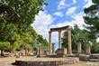 Leinwandbild Motiv Greece Olympia