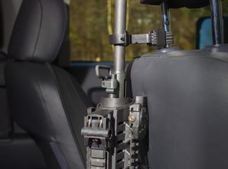 Rifle holder