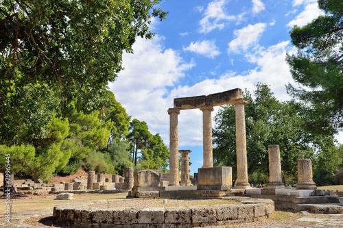 Greece Olympia - 79965445