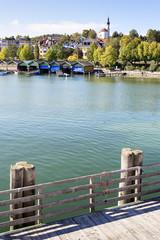 View to Starnberg