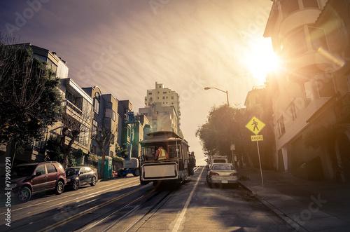 Fotobehang San Francisco San Francisco