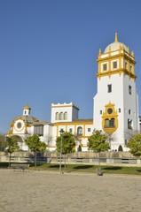 Argentine Pavilion in Seville, Spain