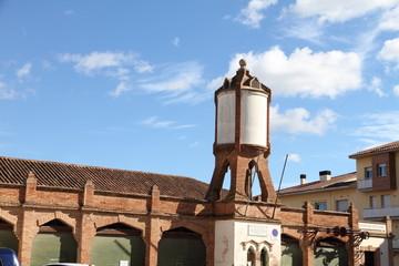 Wineyards and wineries, Montblanc, Tarragona, Catalonia, Spain