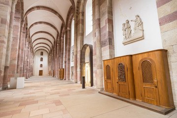 Speyer Cathedral Interior