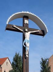 Kruzifix in Abenberg