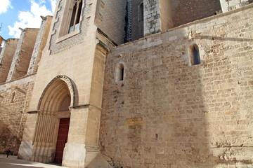 San Juan church, Valls town, Tarragona, Catalonia, Spain