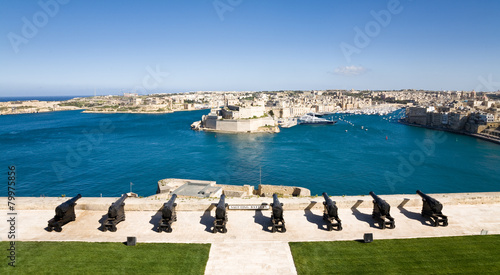 Grand harbour, Malta - 79975856