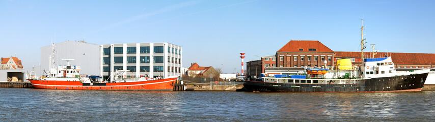 Bremerhavener Fischereihafen