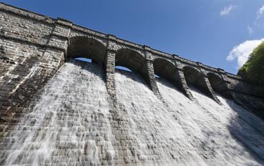 Burrator Dam on Dartmoor - Devon