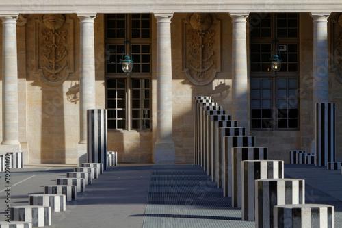 Colonnes du Palais Royal - 79978892