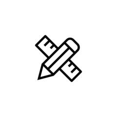 - Trendy Thin Line Icon