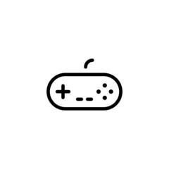 Joystick - Trendy Thin Line Icon