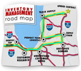 Inventory Management Road Map How to Control Products Selling Re