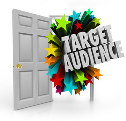 Target Audience Open Door Words Finding Best Clients Niche Prosp