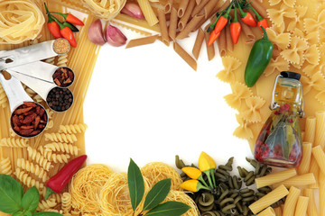 Mediteranean Food Border