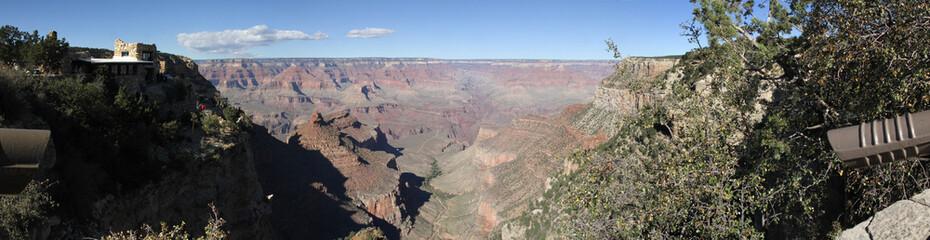 Panoramique grand canyon USA