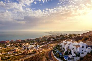 Spanien, Andalusien, Provinz Málaga, Marbella, Panorama