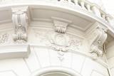 edle Hausfassade in Spanien  - Detail
