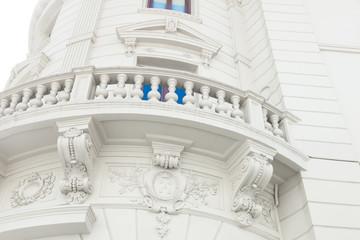 edles Haus  - Hausfassade  in Spanien