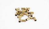 ammunition shell 9 mm.