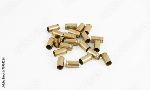 ammunition shell 9 mm. - 79995234