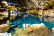 Iceland - Myvatn - Hot pool in cave - 79996456