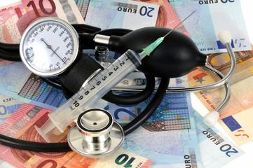 Le coût de la médecine
