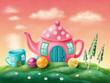 Fantasy houses - 80001010
