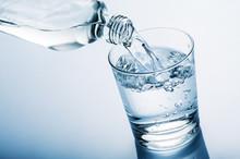 woda, szkło