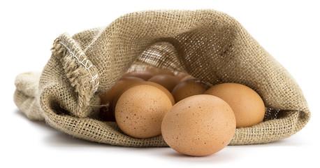 Eggs in Sack