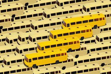 Konzept Bus