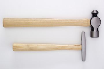 Set locksmith hammers