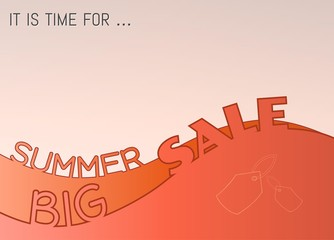 summer big sale