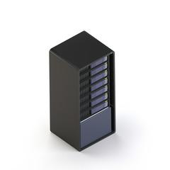 3d render server