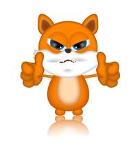 Marvin Cat Illustration Toon Cartoon Character