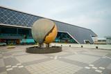 Taoyuan airport in taiwan