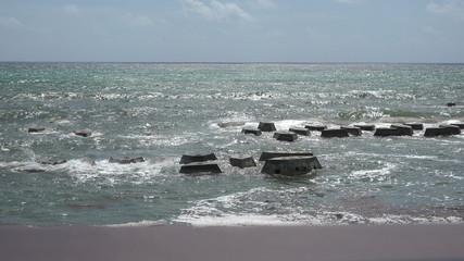Environmental Beach Protection Barricades