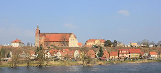 Havelberg: Romanischer Dom (1170, Mecklenburg-Vorpommern)