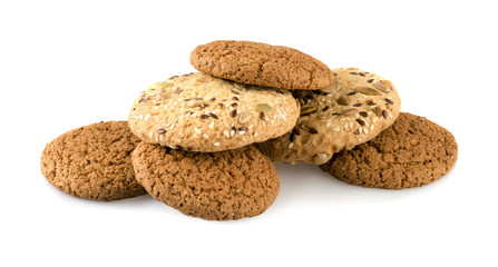 Cookie with seeds