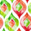 Wattercolor Pattern