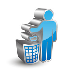 Cleanliness 3D Icon