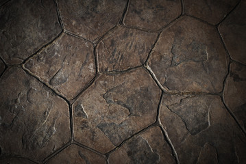 Brown background tile texture stone