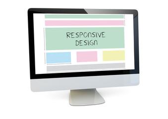web responsive design computer
