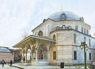 The marble Tomb