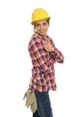 Heimwerkerin