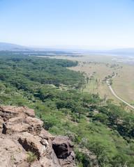landscape Kenya