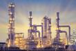 Leinwandbild Motiv Oil plant